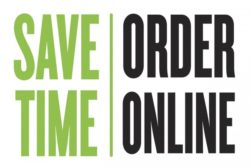 Save Time | Order Online