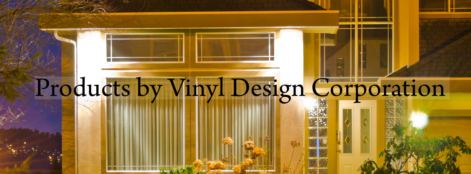 Products by Vinyl Design Corporation